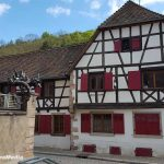 Andlau – Mittelbergheim – Mont Sainte Odile