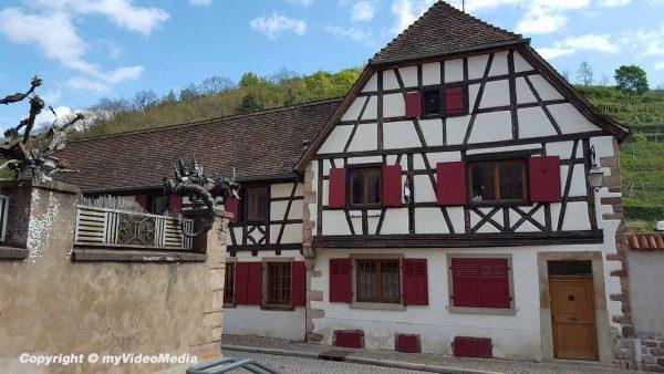 Andlau Alsace