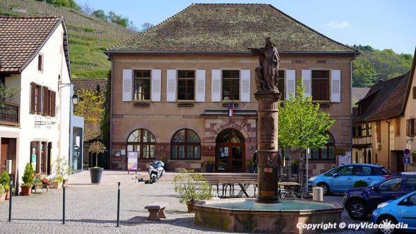 Andlau town hall