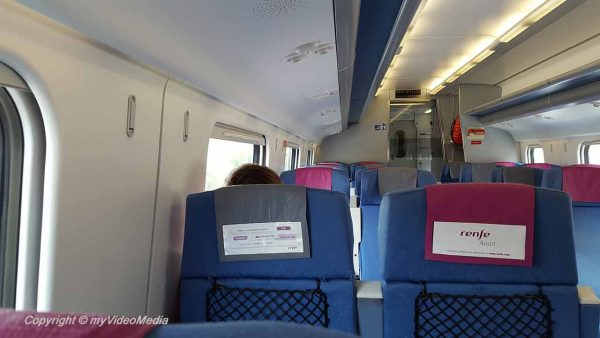 Renfe High-speed train