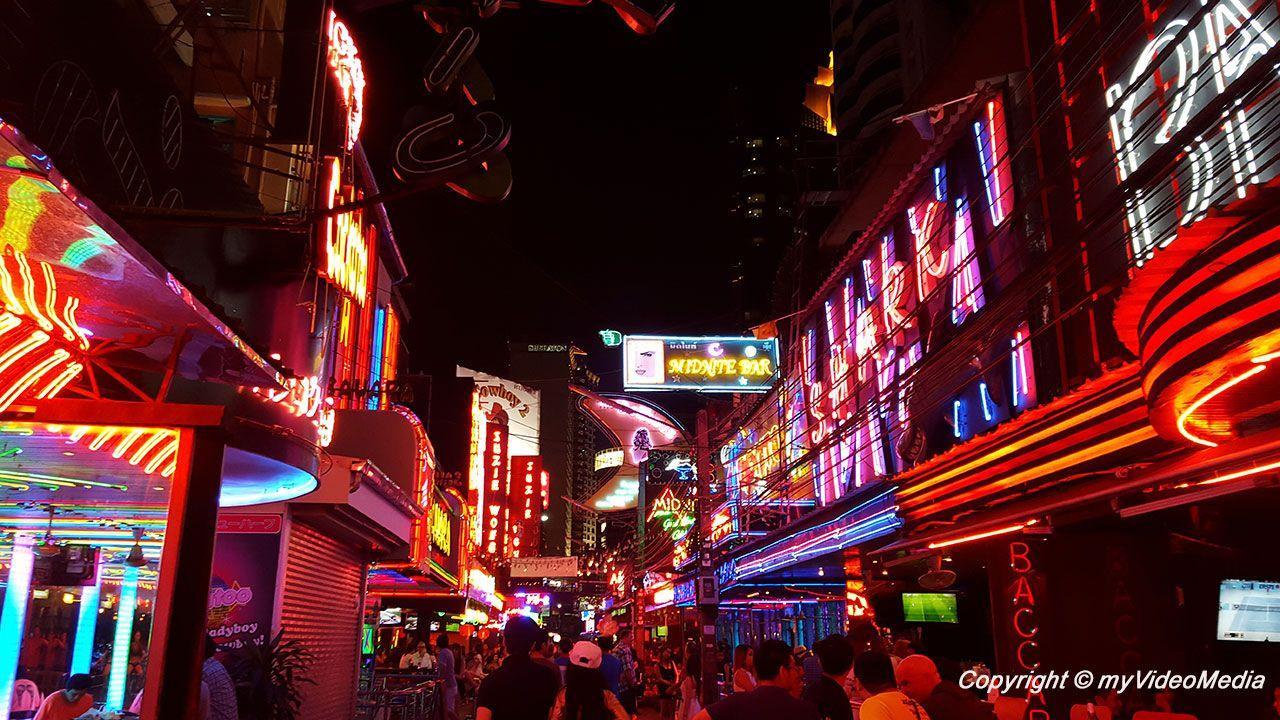 Bangkok - Nachtleben