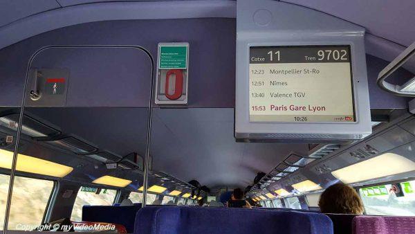 Renfe-SNCF Barcelona Paris
