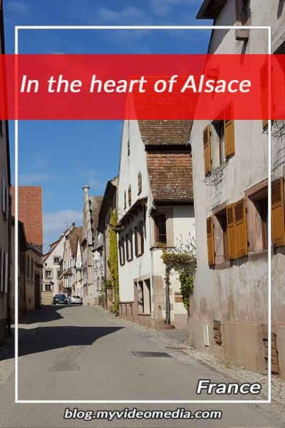 In the heart of Alsace