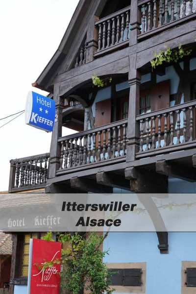 Itterswiller Alsace