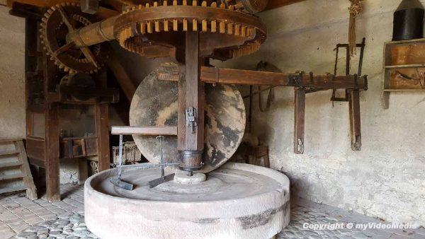 Mittelbergheim Ölmühle