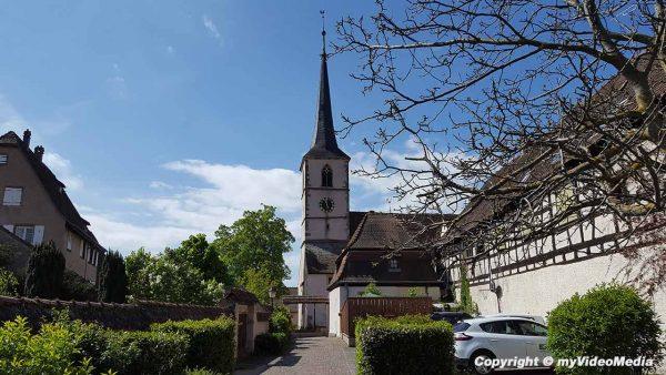 Mittelbergheim Kirche