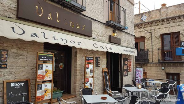 Valinor Cafe Toledo