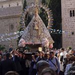 Procession Virgen de la Estrella in Toledo