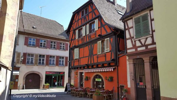 Ribeauville Alsace
