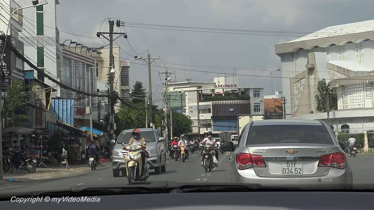 Can Tho nach Chau Doc
