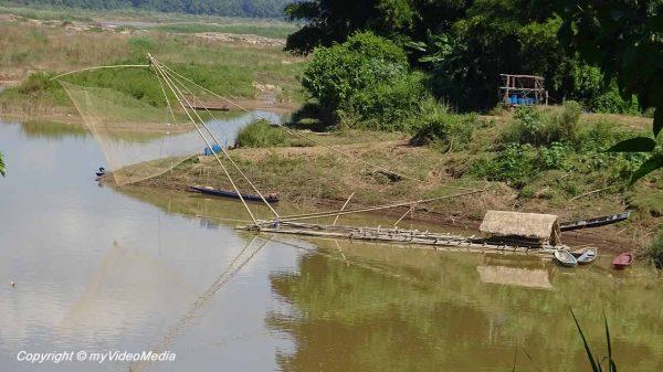 Along the Mekong to Udon Thani