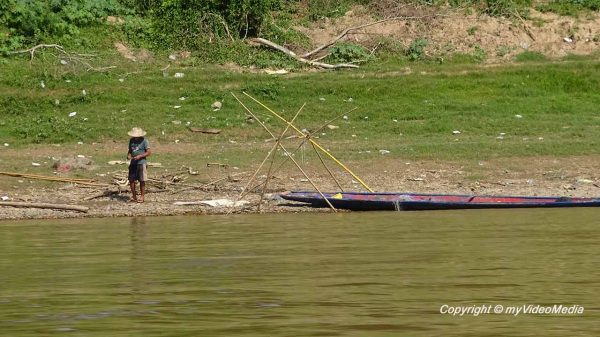 Mekong near Chiang Khan