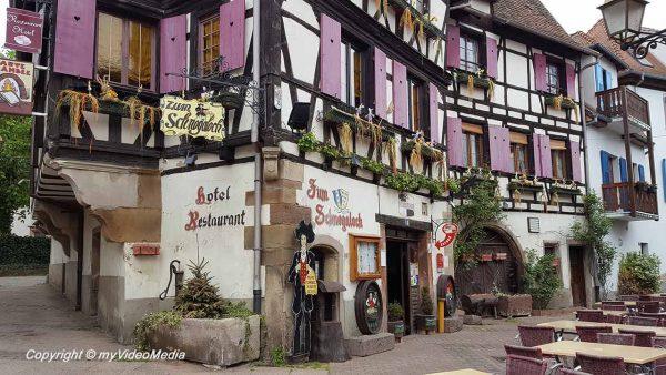 Obernai Alsace