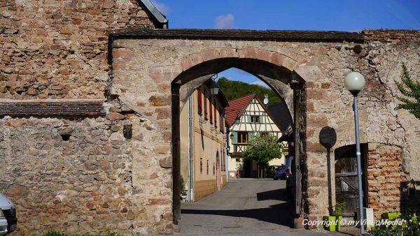 Ribeauville im Elsass