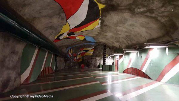 metro art Kungstraedgarden