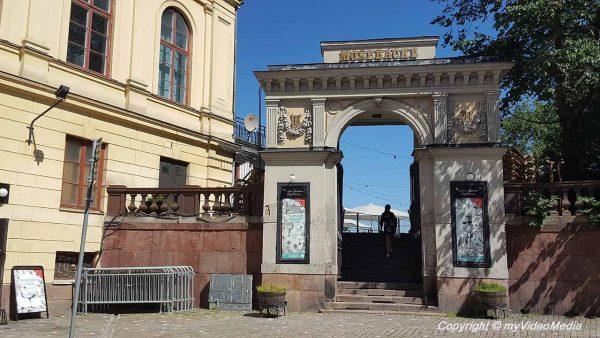 Mosebacke arch