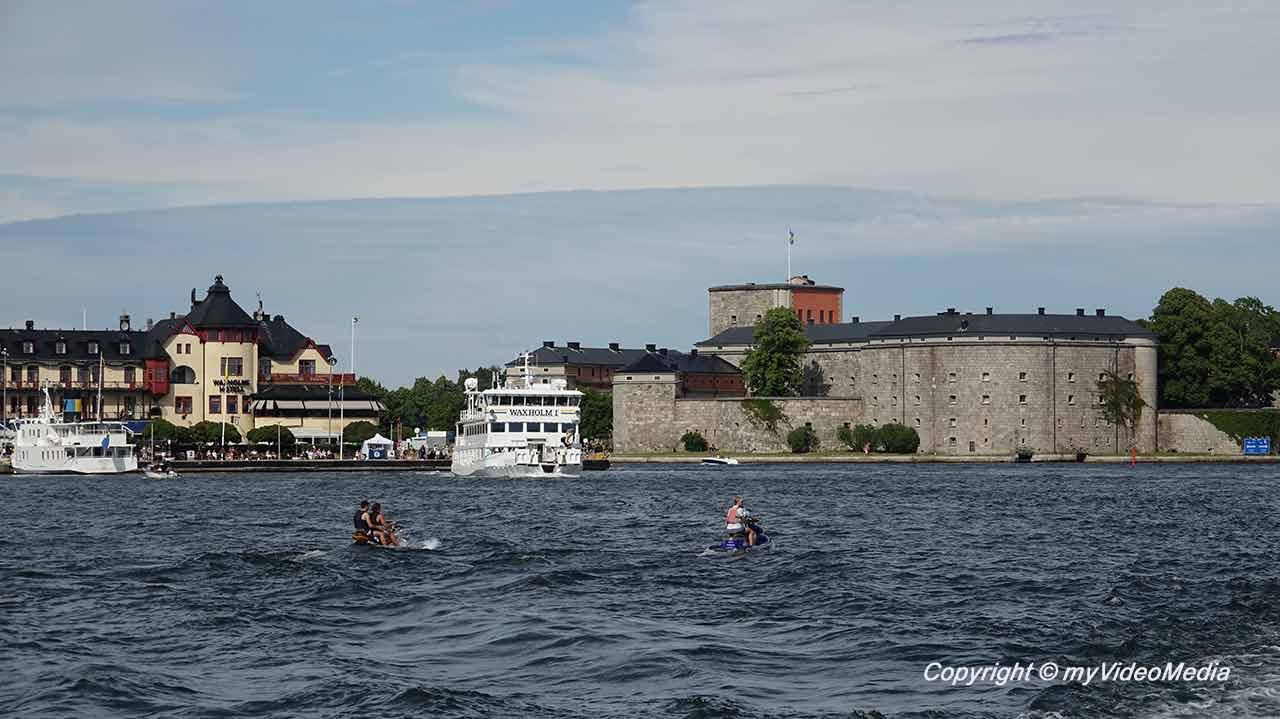 Archipelago Vaxholm