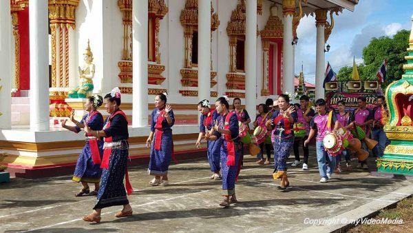 Temple Festival Wat Lao Noi