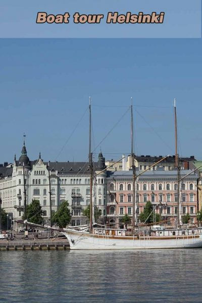 Bootstour um Helsinki