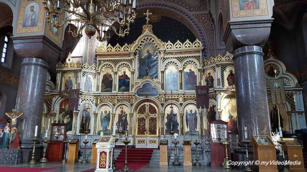 Uspenski Katedraali Helsinki