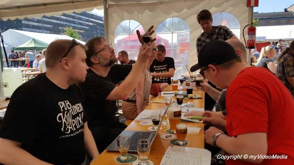 Beer festival Helsinki