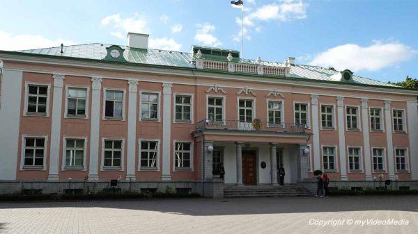 Amtssitz des estnischen Staatspräsidenten