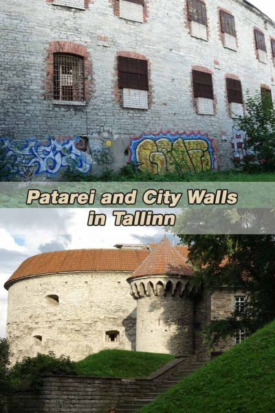 Patarei and Walls of Tallinn - Tallinn