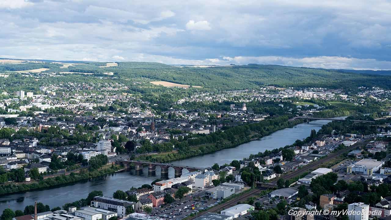 Trier und Roemerbruecke