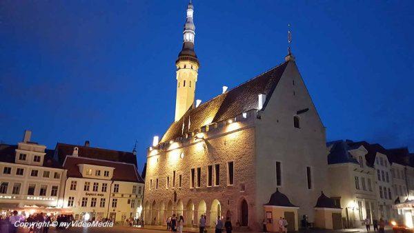 Rathausplatz Tallinn