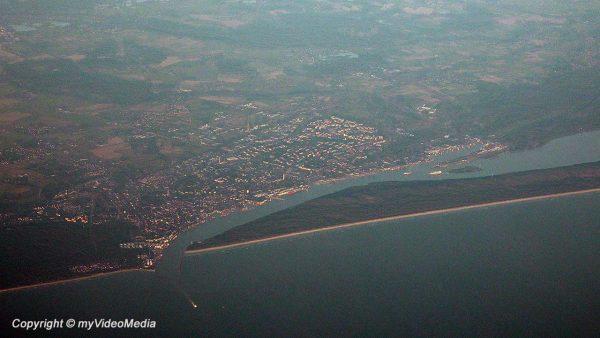Mosel über Riga nach Sankt Petersburg