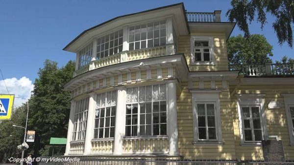 House of Pushkin