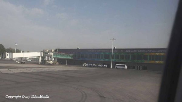 Flughafen Duschanbe