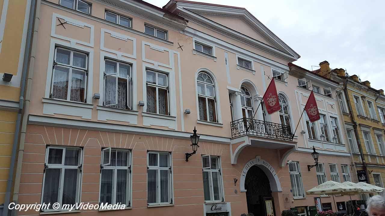 St Olav Hotel in Tallinn