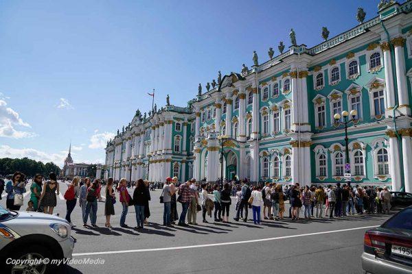 Eremitage St Petersburg