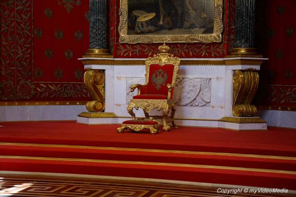 Small Throne room Hermitage