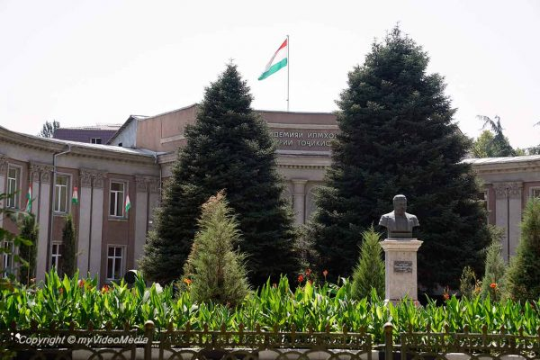 Academy of Science Dushanbe