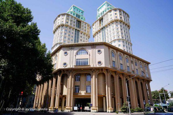 Dushanbe Plaza