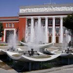 City walk in Dushanbe