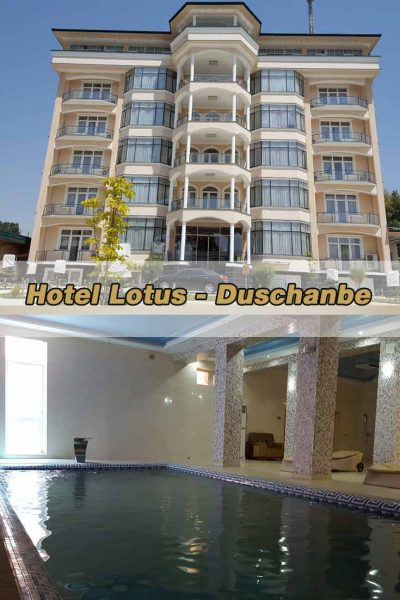 Hotel Lotus in Duschanbe