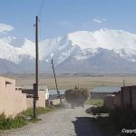 From the Kyzylart Pass to Sary-Mogol