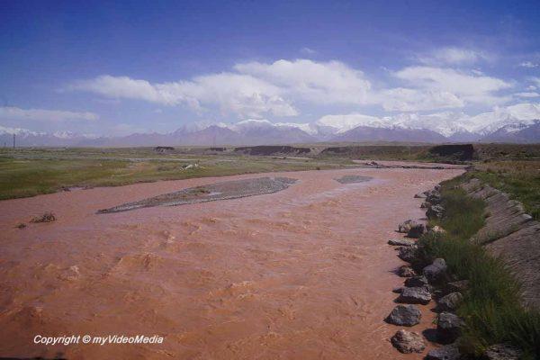 Kyzylart-Pass to Sary-Mogul
