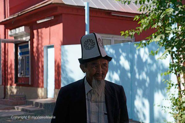 Kyrgyz man in Osh