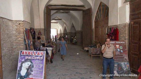 Alla Kuli Khan Tim Market
