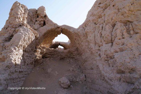 Ayaz Kala Fortress