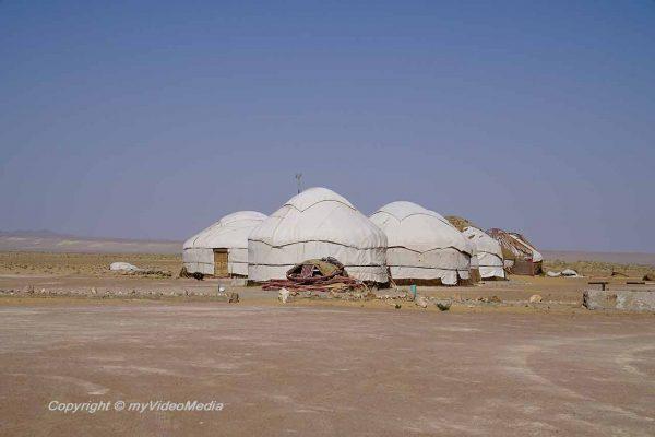 Ayaz Kala Yurt Camp