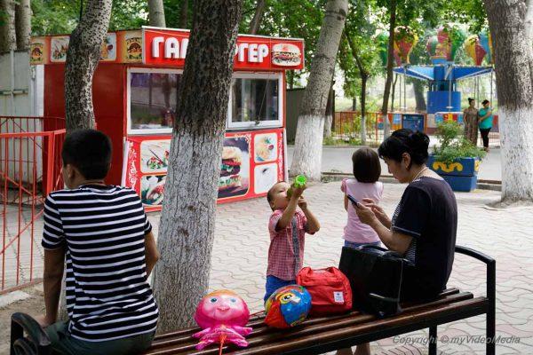 City Park Osh