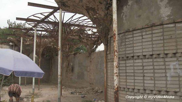 Jayma Bazaar in Osh
