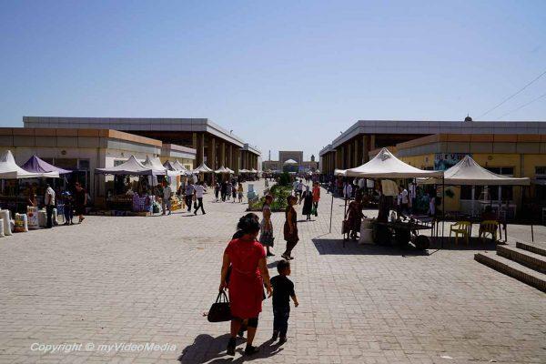 Dekhon Bazaar Khiva
