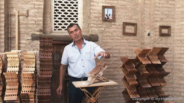 Handicraft Khiva