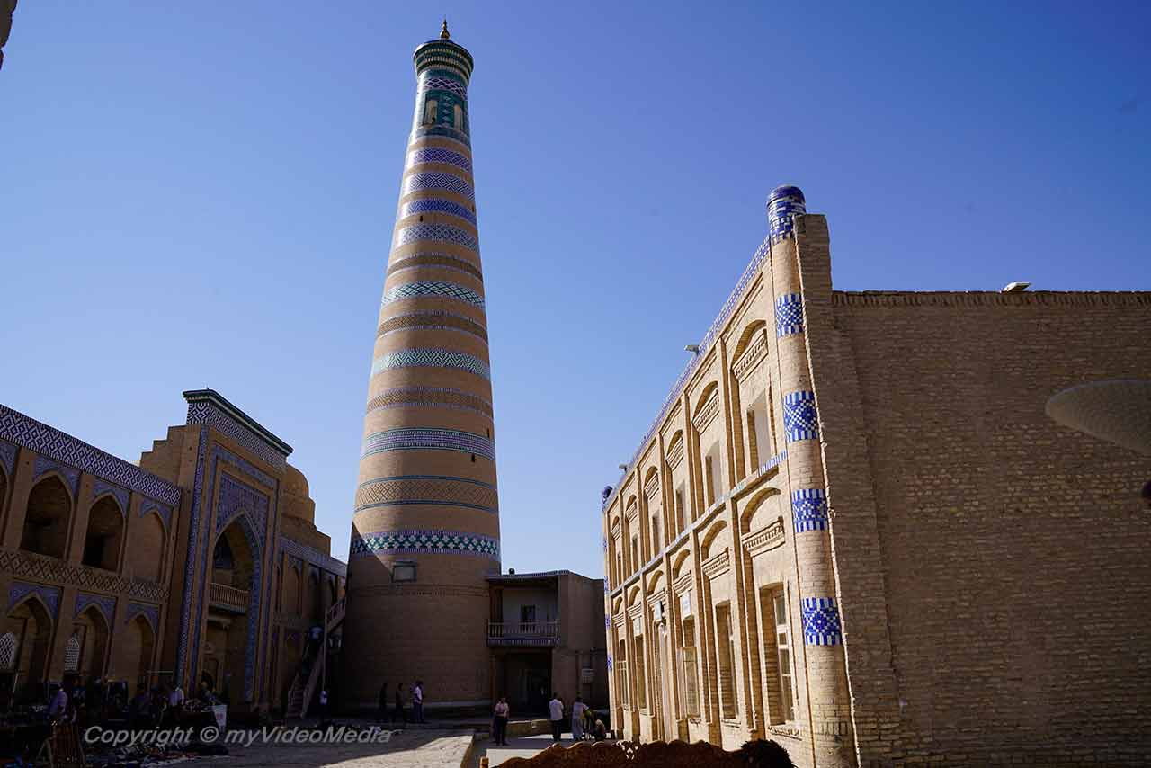Old Town of Khiva -Part2
